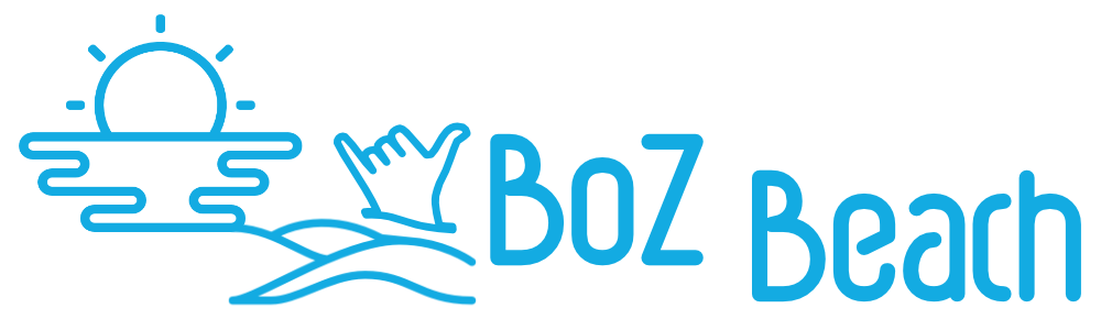 BoZ Beach Logo